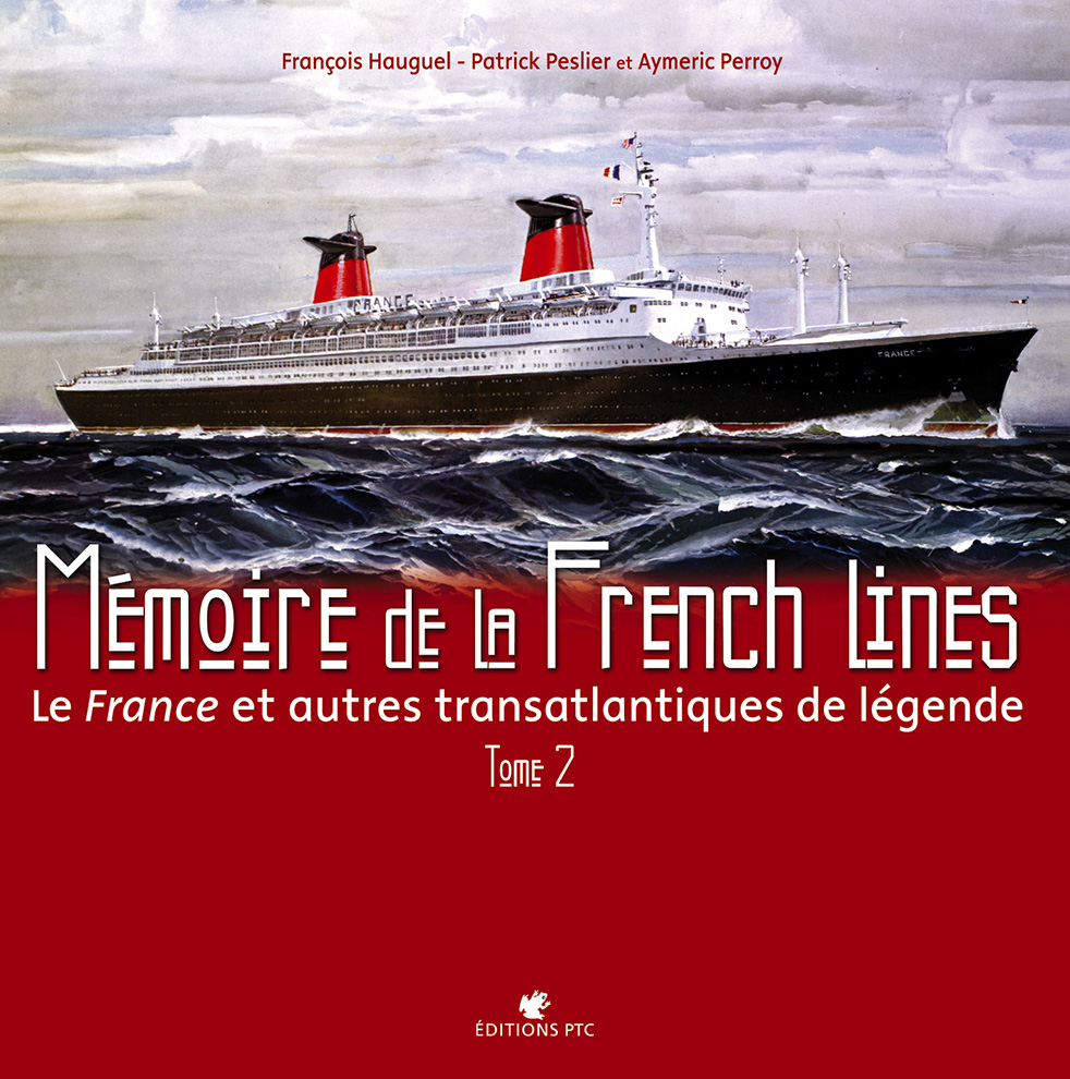 Mémoire French Lines T2